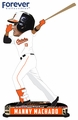 Manny Machado (Baltimore Orioles) 2017 MLB Headline Bobble Head by Forever Collectibles