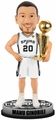 Manu Ginobili (San Antonio Spurs) 2014 NBA Champ Trophy Bobble Head