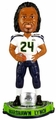 Marshawn Lynch (Seattle Seahawks) Super Bowl XLVIII Champ NFL Bobble Head Forever