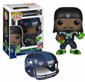Marshawn Lynch (Seattle Seahawks) NFL Funko Pop! #3
