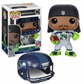 Marshawn Lynch (Seattle Seahawks) NFL Funko Pop! Series 2