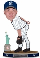 "Masahiro Tanaka (New York Yankees) City Collection 10"" MLB Bobble Head Forever"