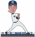 "Masahiro Tanaka (New York Yankees) 2014 ""Ticket Base"" MLB Bobble Head Forever"
