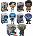 Mass Effect: Andromeda Complete Set (5) Funko Pop!