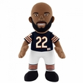 "Matt Forte (Chicago Bears) 10"" NFL Player Plush Bleacher Creatures"