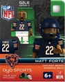Matt Forte (Chicago Bears) NFL OYO G2 Sportstoys Minifigures