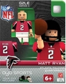 Matt Ryan (Atlanta Falcons) NFL OYO G2 Sportstoys Minifigures