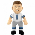 "Matt Stafford (Detroit Lions) 10"" NFL Player Plush Bleacher Creatures"
