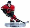 "Sam Bennett (Calgary Flames) Imports Dragon NHL 2.5"" Figure Series 2"