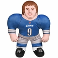 "Matthew Stafford (Detroit Lions) 24"" NFL Plush Studds by Forever Collectibles"
