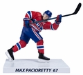 "Max Pacioretty (Montreal Canadiens) 2015-16 NHL 6"" Figure Imports Dragon Wave 3"