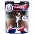 "Max Scherzer (Washington Nationals) 2016 MLB 6"" Figure Imports Dragon"