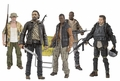 McFarlane The Walking Dead (TV) Series 8 Complet Set (5)