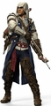 "Connor (Assassin's Creed) 7"" Figure  Figure McFarlane Collector Edition Color Tops Series - Red"