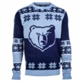 Memphis Grizzlies Big Logo NBA Ugly Sweater