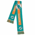 Miami Dolphins 2016 NFL Big Logo Scarf By Forever Collectibles