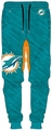 Miami Dolphins NFL Polyester Mens Jogger Pant by Forever Collectibles