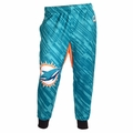 Miami Dolphins NFL Polyester Mens Jogger Pant by Klew
