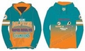 Miami Dolphins Super Bowl VII Champions Poly Hoody Tee