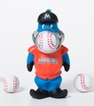 Miami Marlins MLB Squeeze Popper Mascot