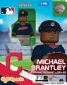 Michael Brantley (Cleveland Indians) MLB OYO Sportstoys Minifigures G4LE
