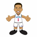 "Michael Carter-WIlliams (Philadelphia 76ers) 10"" Player Plush NBA Bleacher Creatures"