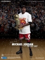 "Michael Jordan (Chicago Bulls) Series 2 #23 Road Red Jersey The Last Shot 1/6th Scale 13"" Action Figure Enterbay"