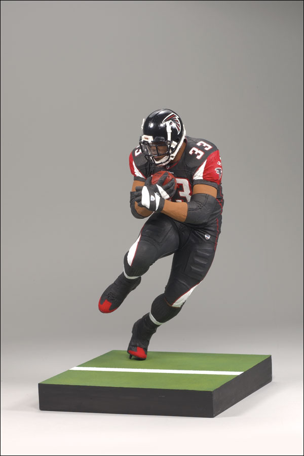 Michael Turner Atlanta Falcons Nfl 20 Mcfarlane