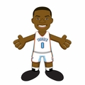 "Michael Westbrook (Oklahoma City Thunder - White Jersey) 10"" Player Plush NBA Bleacher Creatures"