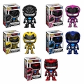 Mighty Morphin' Power Rangers Movie Complete Set (5) Funko Pop!