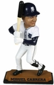 "Miguel Cabrera (Detroit Tigers) 2015 MLB Real Jersey 10"" Bobble Heads Forever Collectibles"