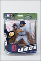 Miguel Cabrera (Detroit Tigers) MLB 32 Collector Level Bronze CHASE #/1500 McFarlane