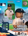 Miguel Cabrera (Detroit Tigers) MLB OYO Sportstoys Minifigures G4LE