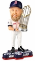Mike Carp (Boston Red Sox) 2013 World Series Champ Trophy Bobble Head Forever