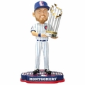 Mike Montgomery (Chicago Cubs) 2016 World Series Champions Bobble Head by Forever Collectibles
