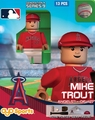 Mike Trout (Los Angeles Angels) MLB OYO Sportstoys Minifigures G4LE