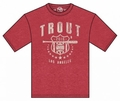 Mike Trout (Los Angeles Angels) MLBPA Player Circuit Tee