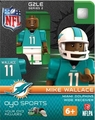 Mike Wallace (Miami Dolphins) NFL OYO G2 Sportstoys Minifigures