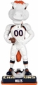 Miles (Denver Broncos) Mascot Super Bowl 50 Champions NFL Bobble Head Forever Collectibles