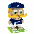 Milwaukee Brewers MLB 3D Mascot BRXLZ Puzzle By Forever Collectibles