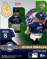 Milwaukee Brewers OYO Minifigures