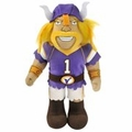 "Minnesota Vikings NFL 8"" Plush Team Mascot"