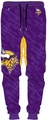 Minnesota Vikings NFL Polyester Mens Jogger Pant by Forever Collectibles