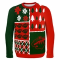 Minnesota Wild NHL Ugly Sweater Busy Block