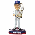 Miquel Montero (Chicago Cubs) 2016 World Series Champions Bobble Head by Forever Collectibles