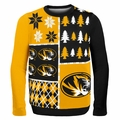 Missouri Ugly College Sweater BusyBlock