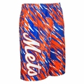 MLB 2016 Repeat Print Polyester Shorts By Forever Collectibles