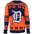 MLB Big Logo Crew Neck Ugly Sweaters by Klew