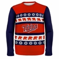 MLB Wordmark Ugly Sweaters