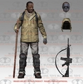 Morgan Jones The Walking Dead (TV) Series 8 McFarlane